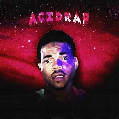 Rapper Chance Rap Acid Gifs Album Covers