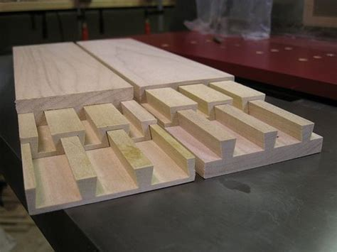 wooden center mount drawer  google