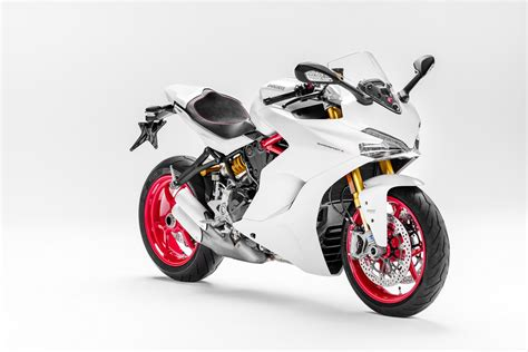 ducati unveils new supersport range priced from 163 10 995