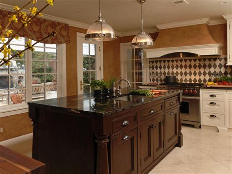 kitchen island pics kitchen layout ideas and options hgtv pictures tips hgtv