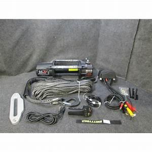 Smittybilt 98510 X20 Waterproof Wireless Winch 10 000lbs 6