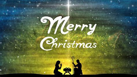 merry christmas title background christmas nativity video motion background storyblocks video
