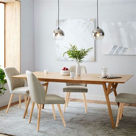modern style table ls 10 oak dining tables that you need for your dining room