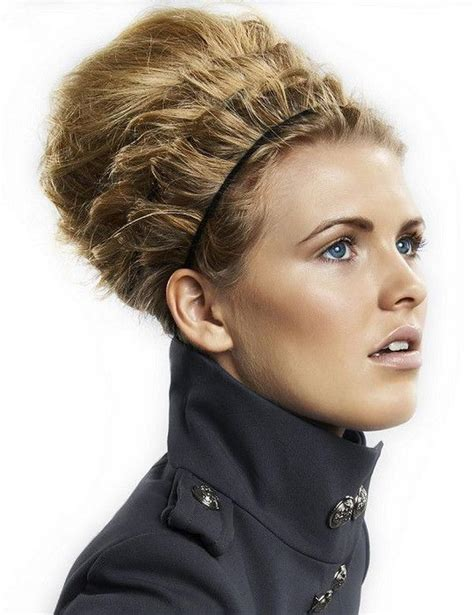 Hairstyles For With by 25 Cool Hairstyles With Headbands For Hative