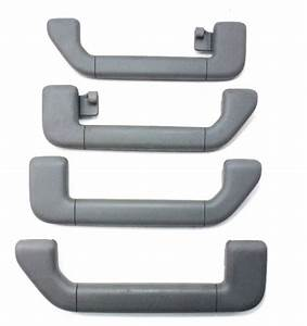 Ceiling Roof Interior Grab Pull Handle Grey Set 04