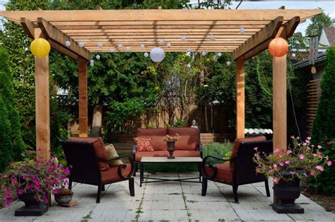 woodworking projects rustic patio toronto