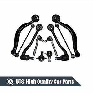 B X5  E53 Full Kit Repair Suspension Control Arm Ball Joint Tie Rods