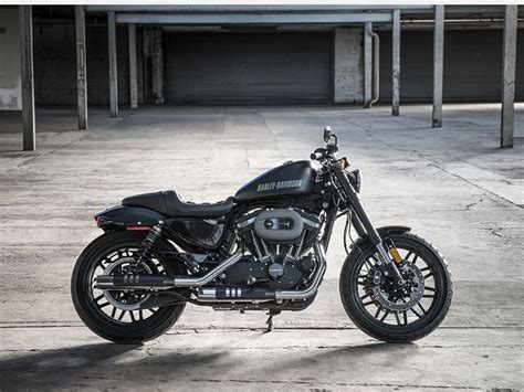 The 2016 Harley-davidson Roadster Adds Substance To The