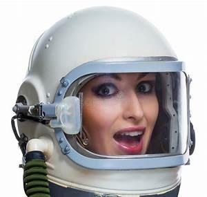 Woman Astronaut Royalty Free Stock Image - Image: 38763316