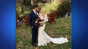meghan mccain got married video abc news With meghan mccain wedding dress