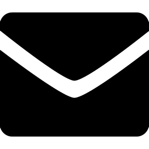 white mail icon vector png icones mail images e mail png et ico page 12