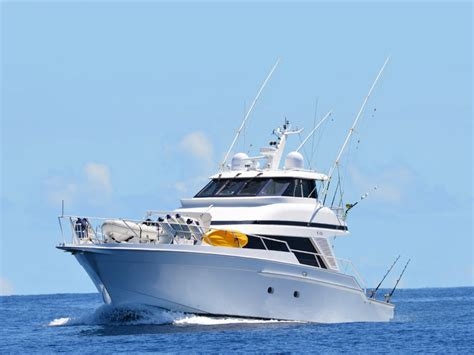 Diesel Catamaran Fishing Boats For Sale by Luxury Fishing Yachts For Sale United Yacht Sales Fl