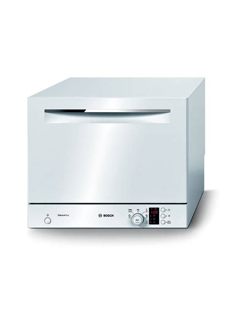 bosch exxcel table top dishwasher  white appliance