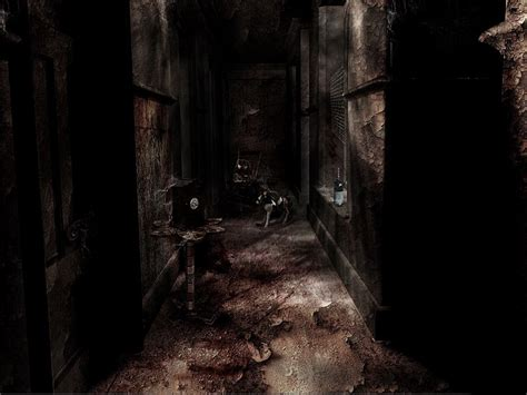 Background Scary by Scary The Maze