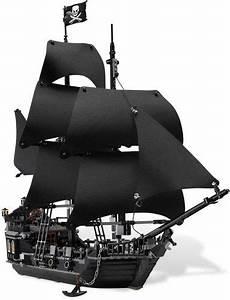 Lego Pirates of the Caribbean Black Pearl .... I'm pretty ...