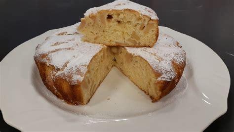 Tartë me mollë pa gjalp nga zonja Vjollca - Shqiptarja.com