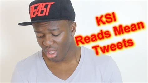 KSI Reads Mean Tweets... - YouTube