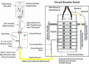 Residential Electrical Panel Wiring Diagrams 3 Phase