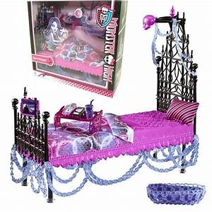 monster high chambre gothique spectra vonderg achat With accessoire monster high pour chambre