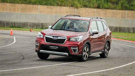 First Drive Subaru's Allnew And Improved 2019 Forester