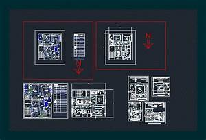 Electrical Layout Of A House Dwg Detail For Autocad