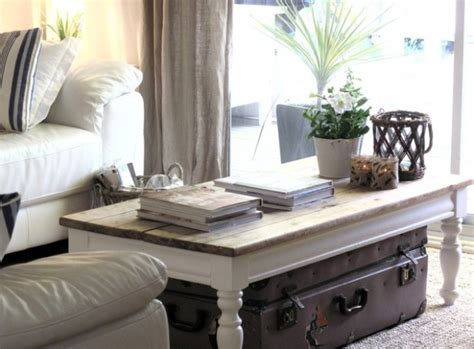 Lending instant character to any living space, its whitewashed texture tells tales of generations of fine living. How to Decorate Your Coffee Table: 23 Brilliant Design And Decoration Ideas - Style Motivation