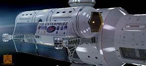 la NASA dévoile son vaisseau spatial supraluminique… L'IXS ...
