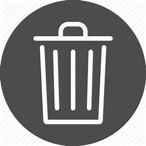 Bin, delete, empty, full, garbage, recycle, recycle bin ...