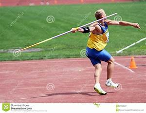 Javelin throwing editorial photography. Image of hand ...