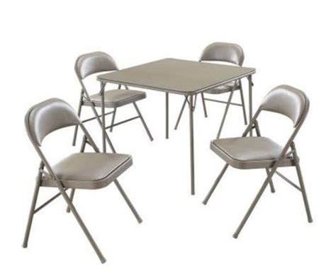 folding card table and chair sets whereibuyit