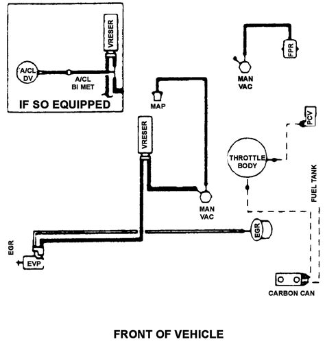 1999 Ford Vacuum Diagram by Solved 1999 Ford Ranger Vacuum Hose Diagram Fixya