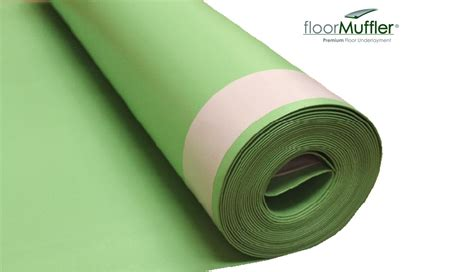 Floor Muffler Underlayment by Floor Muffler Ultraseal High Performance Acoustical