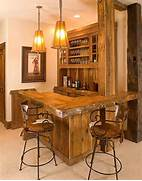 Rustic Home Bar Designs by Rustic Western Saloon Bar In Your Home For The Home Pinterest