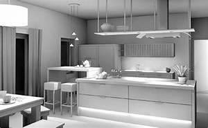 Led Lampen Für Küche : k chenbeleuchtung bei hornbach ~ Eleganceandgraceweddings.com Haus und Dekorationen