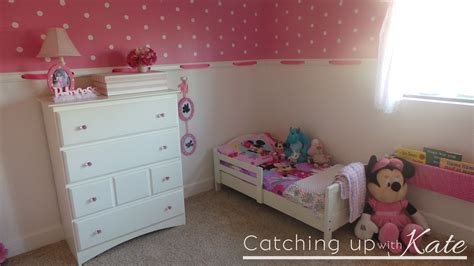 Minnie Mouse Bedroom Decor by Minnie Mouse Room Diy Decor Highlights Along The Way