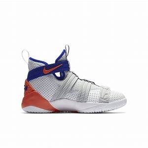 """Nike LeBron Soldier 11 GS """"Ultramarine"""" // Preview 