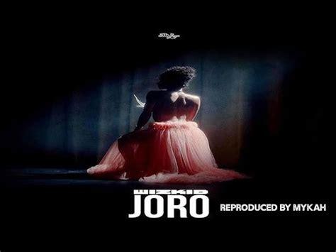 wizkid joro instrumental instrumentalstv