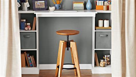 diy closet desk
