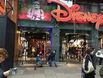 Disney closing 60 stores