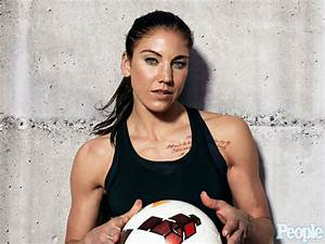 Hope Solo: Soccer Star Talks Exclusively to PEOPLE About