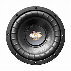 Amazon.com: Lanzar 8 inch Car Subwoofer Speaker - Black ...