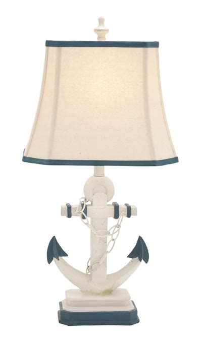 nautical anchor lamp globe imports