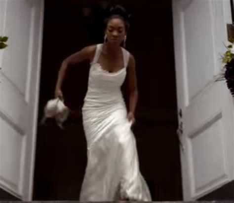 tv wedding dresses   favorite black shows
