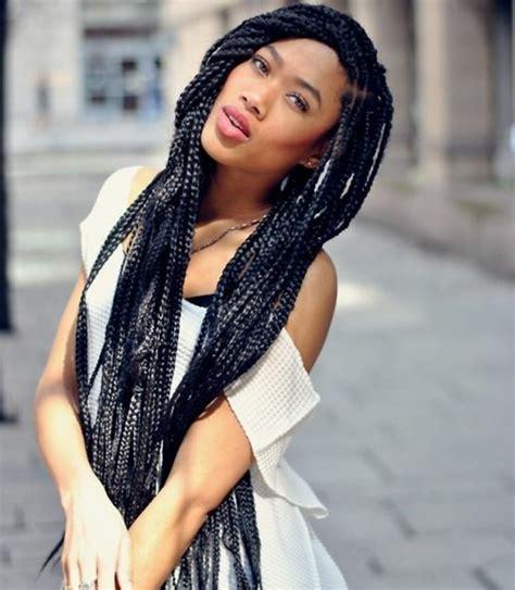 coiffure avec tresse africaine 1001 coiffures modernes avec une tresse africaine