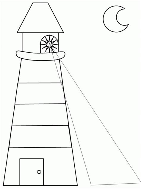 lighthouse coloring pages free coloring pages of lighthouses