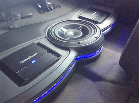 Nissan Rockford by Nissan Navara Rockford Fosgate Punch System Audio