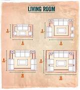 Area Rug Placement Living Room by Choosing The Right Size Area Rug For Your Living Room Decorating Tips Pi