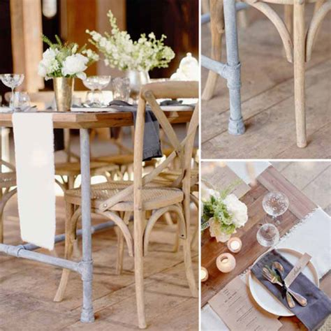 vintage wedding furniture rentals by revolve junebug