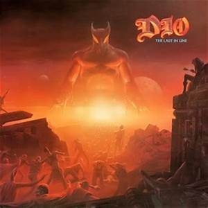 Dio — The Last In Line — Listen watch and