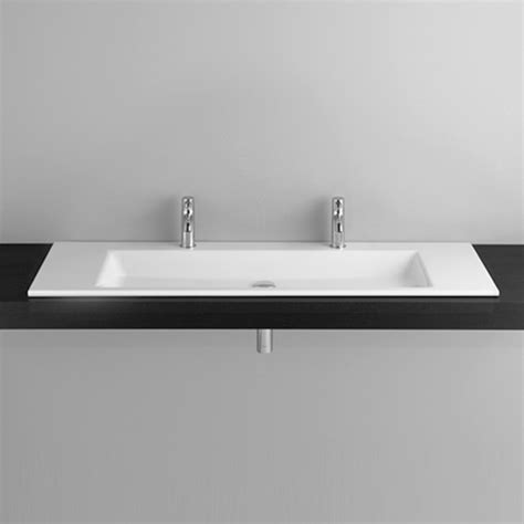 Bette Aqua Einbau Waschtisch Weiß Betteglaze A046